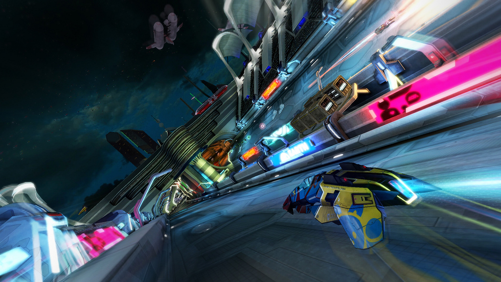 WipEout Fury PS3 Ed014