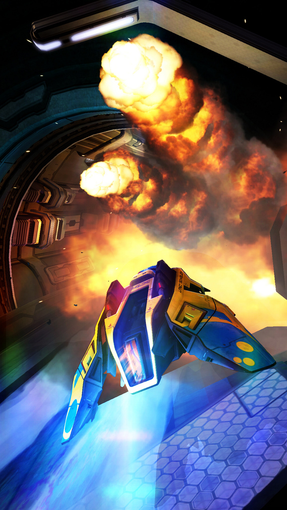 WipEout Fury PS3 Ed015