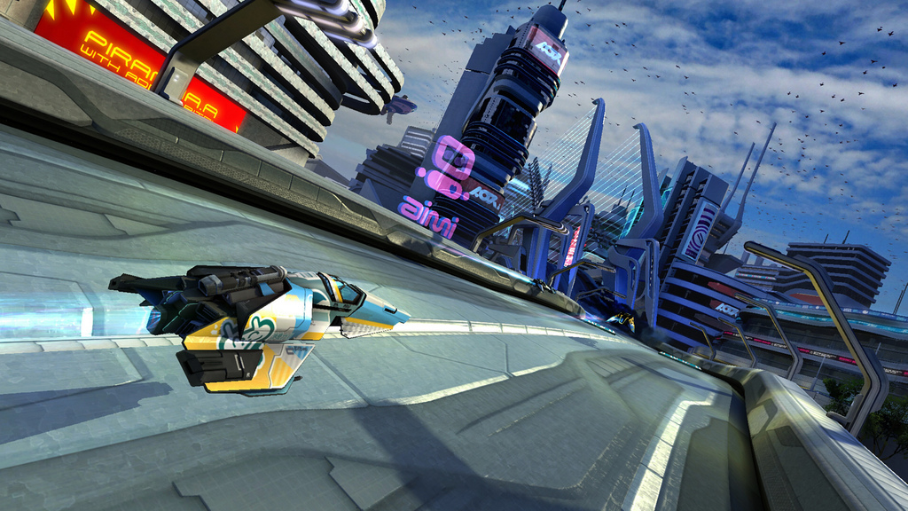 WipEout Fury PS3 Ed018