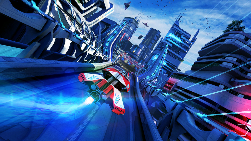 WipEout Fury PS3 Ed020