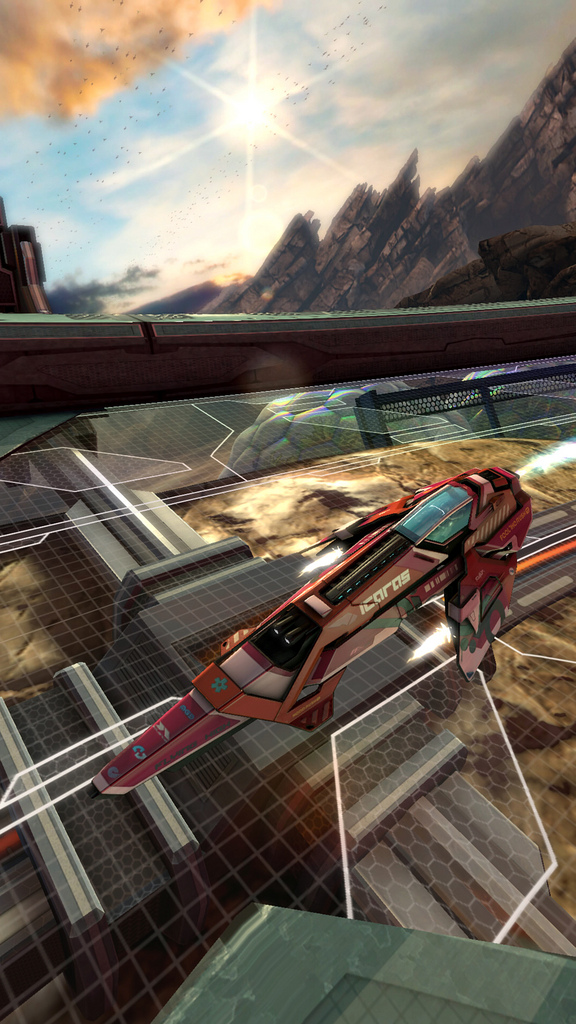 WipEout Fury PS3 Ed021