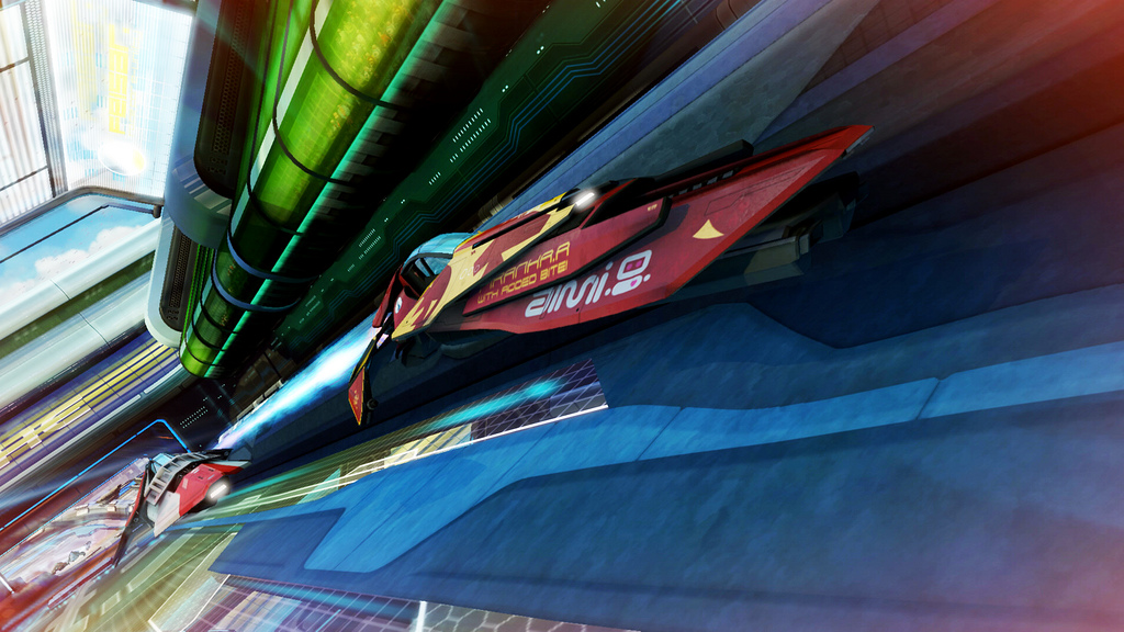 WipEout Fury PS3 Ed022