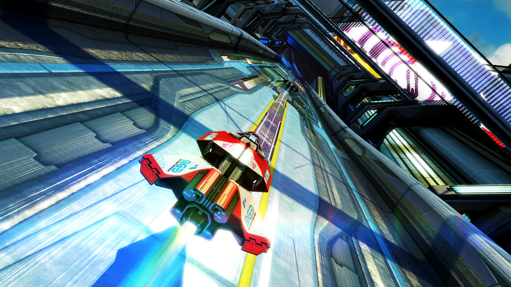 WipEout Fury PS3 Ed023