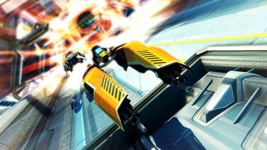 WipEout Fury PS3 Ed024
