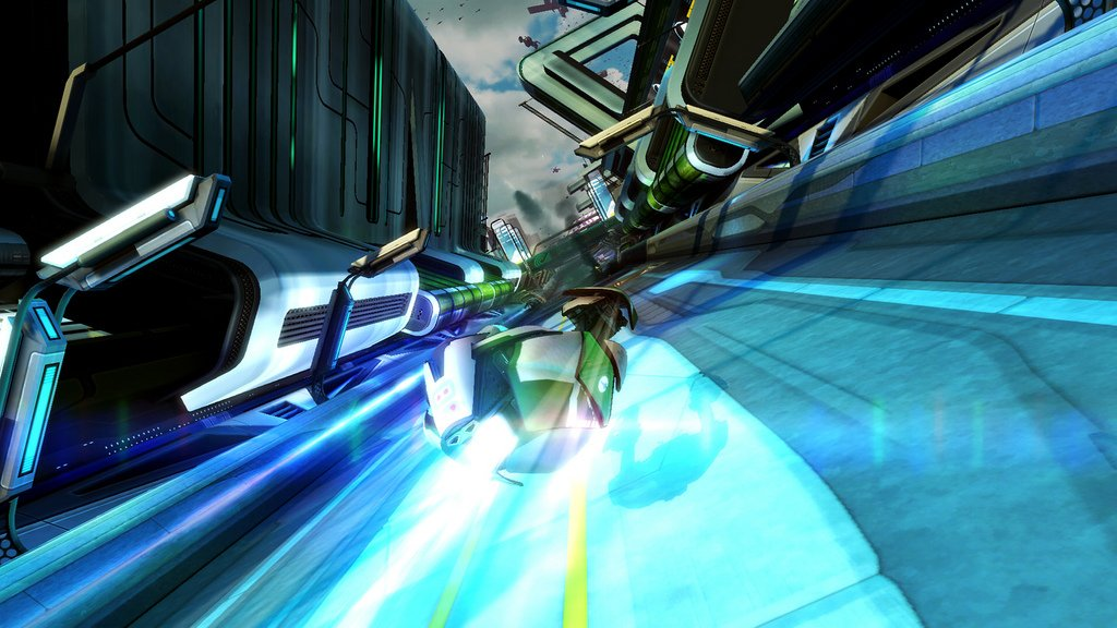 WipEout Fury PS3 Ed028