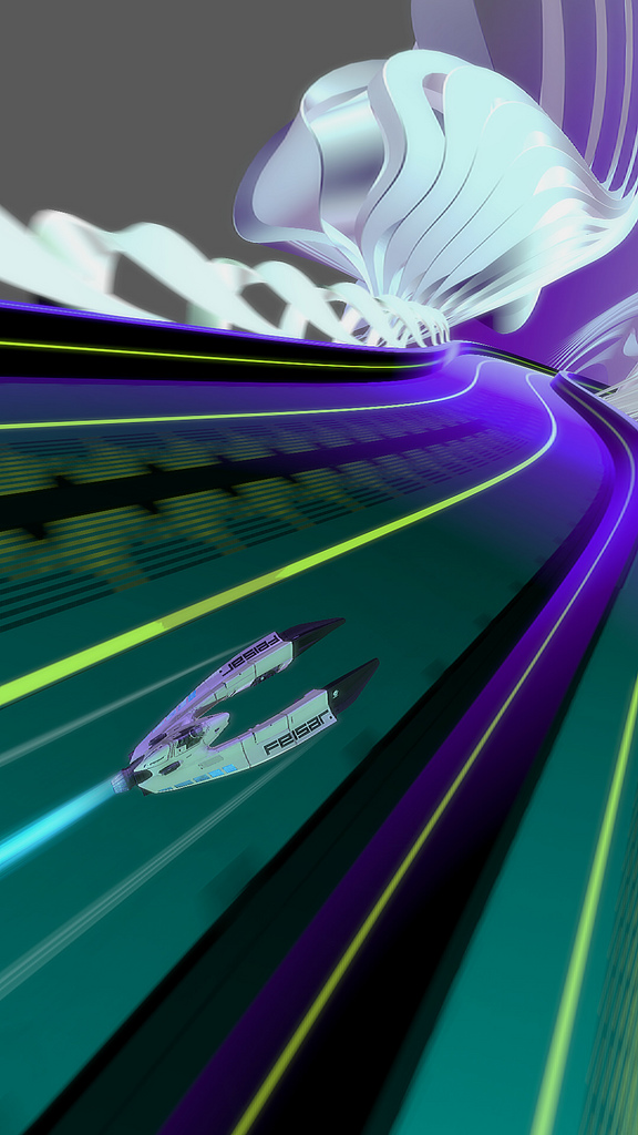 WipEout Fury PS3 Ed030