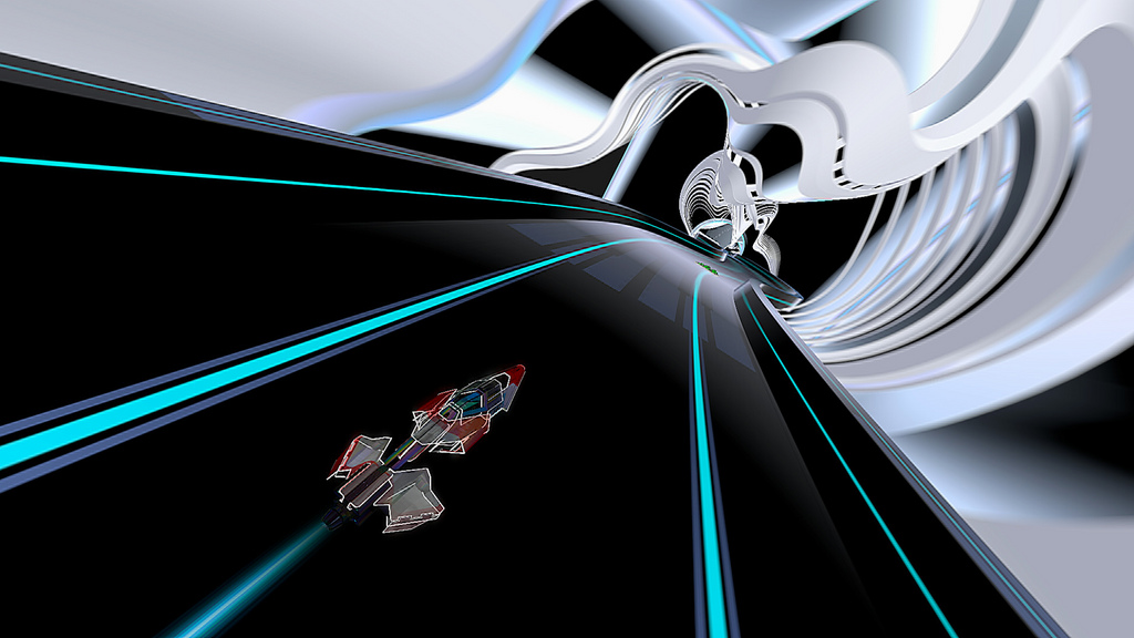 WipEout Fury PS3 Ed031
