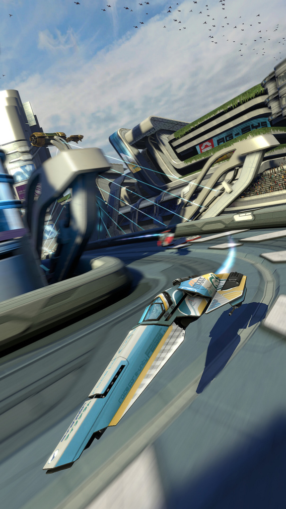 WipEout Fury PS3 Ed034