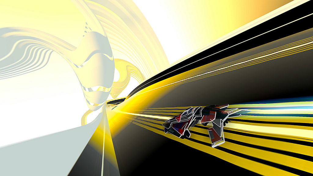 WipEout Fury PS3 Ed036