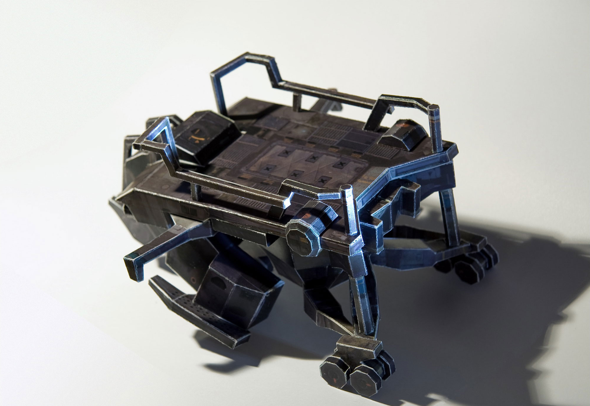 Intruder Killzone2 Papercraft2