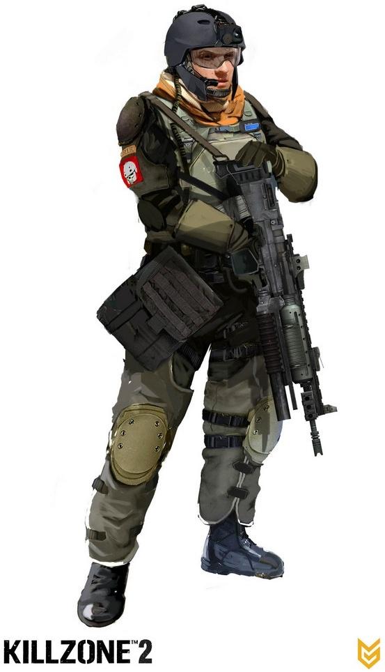 Killzone2 PS3 Art 003