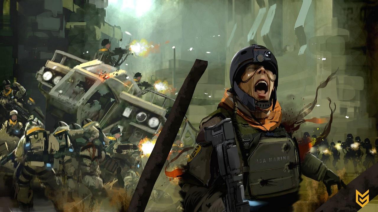 Killzone2 PS3 Art 005