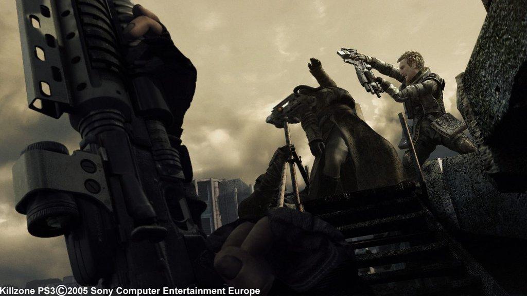 Killzone2 PS3 Editeur 002