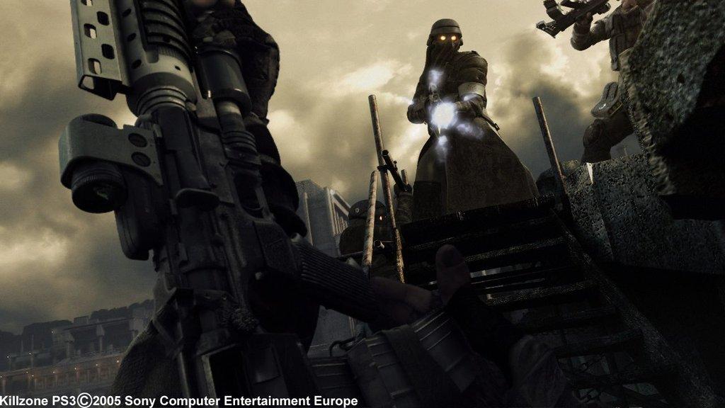 Killzone2 PS3 Editeur 003