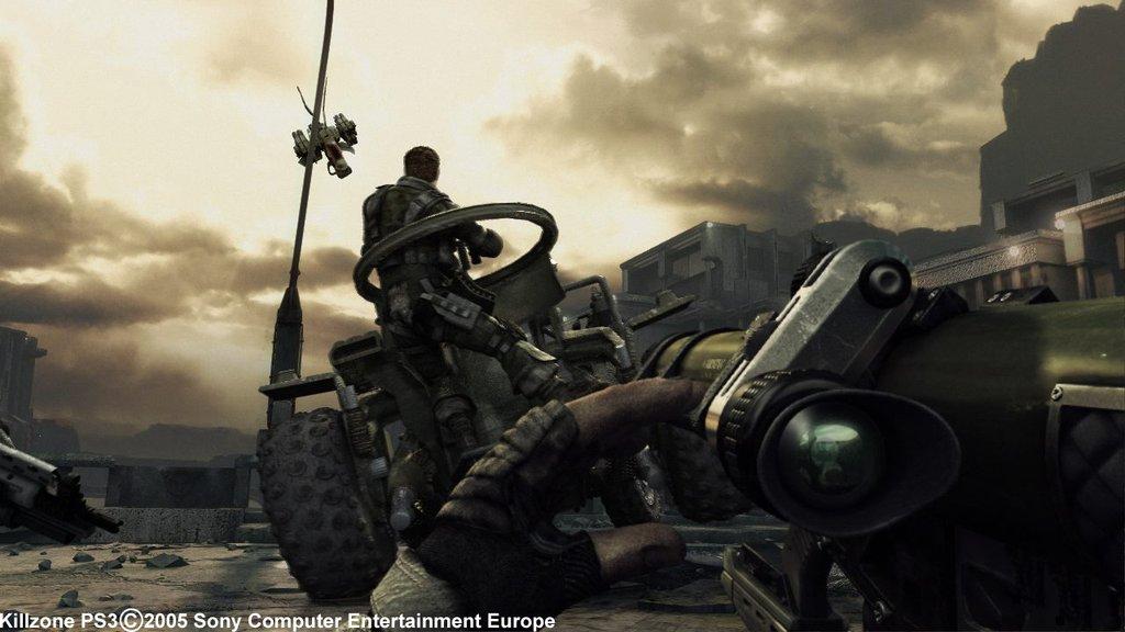 Killzone2 PS3 Editeur 004
