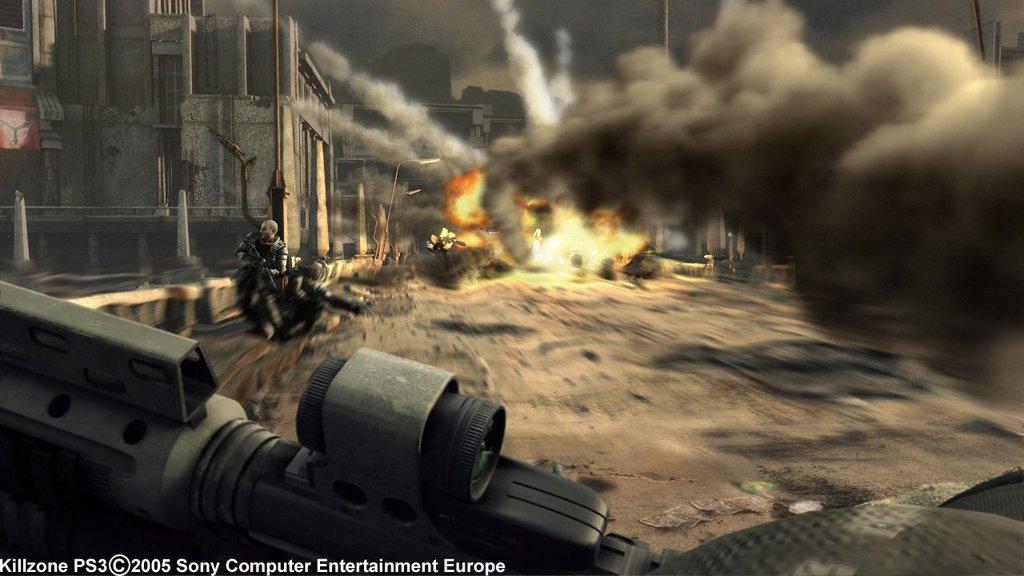 Killzone2 PS3 Editeur 005