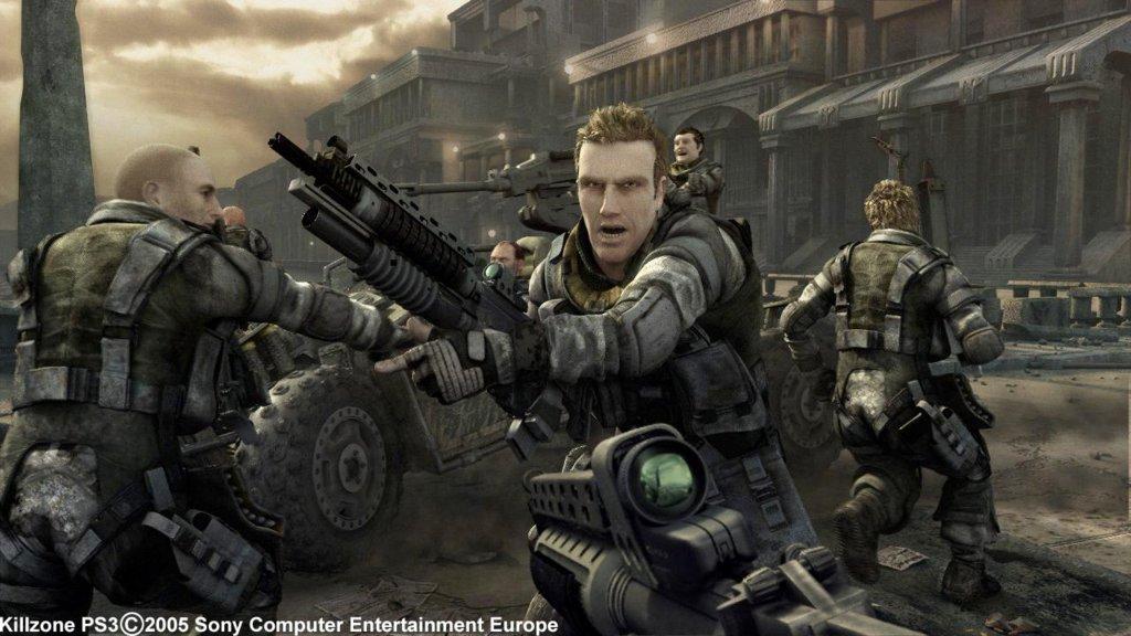 Killzone2 PS3 Editeur 006