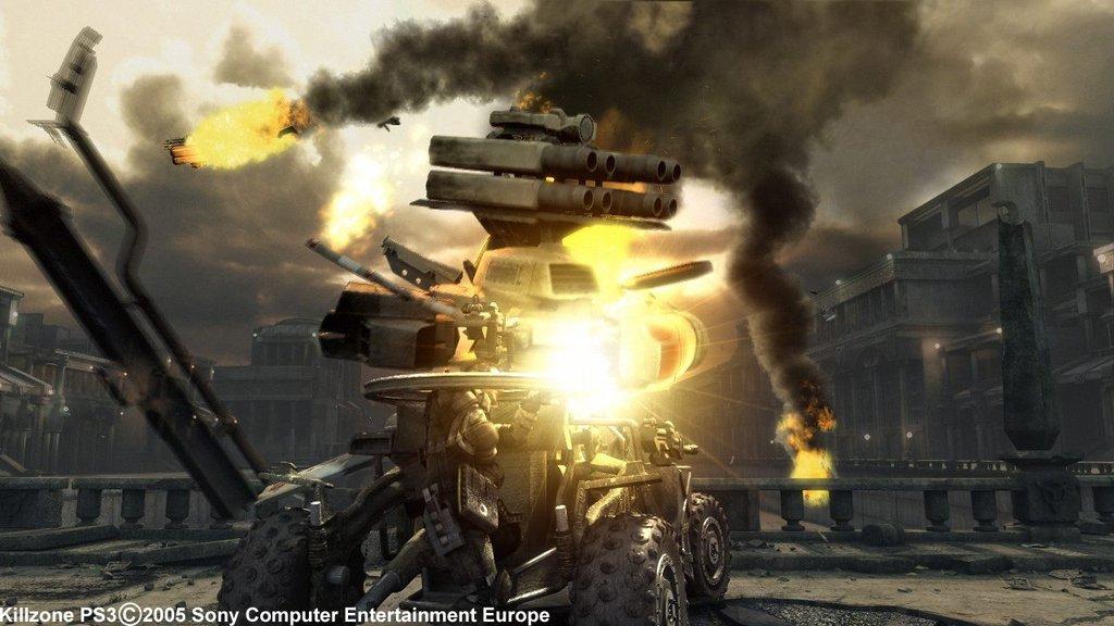 Killzone2 PS3 Editeur 007