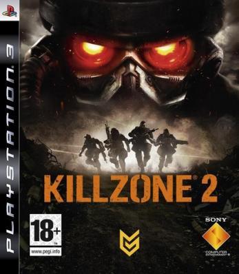 Killzone2 PS3 Jaquette 002