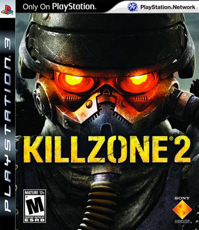Killzone2 PS3 box002