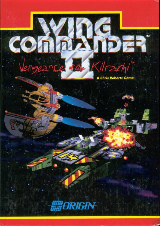 WingCommander2 PC Jaquette 001