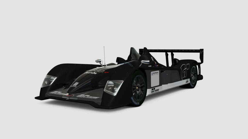 GT5 AudiR10TDIStealth
