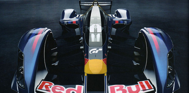 GT5 Red Bull X1 prototype