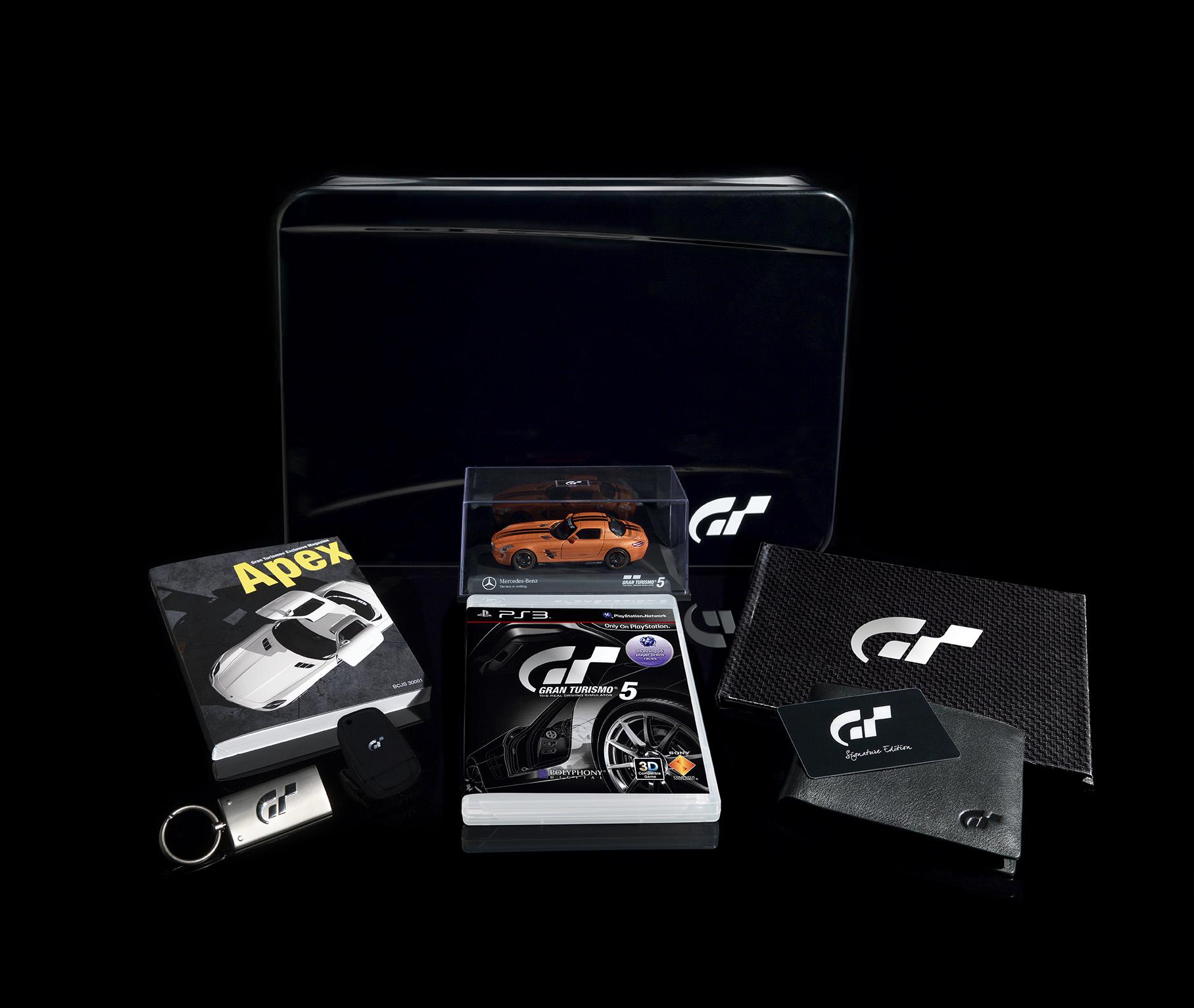 GT5 SignatureEdition PS3 001