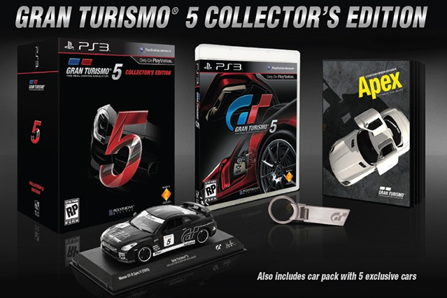 GT 5 Collector Edition PS3