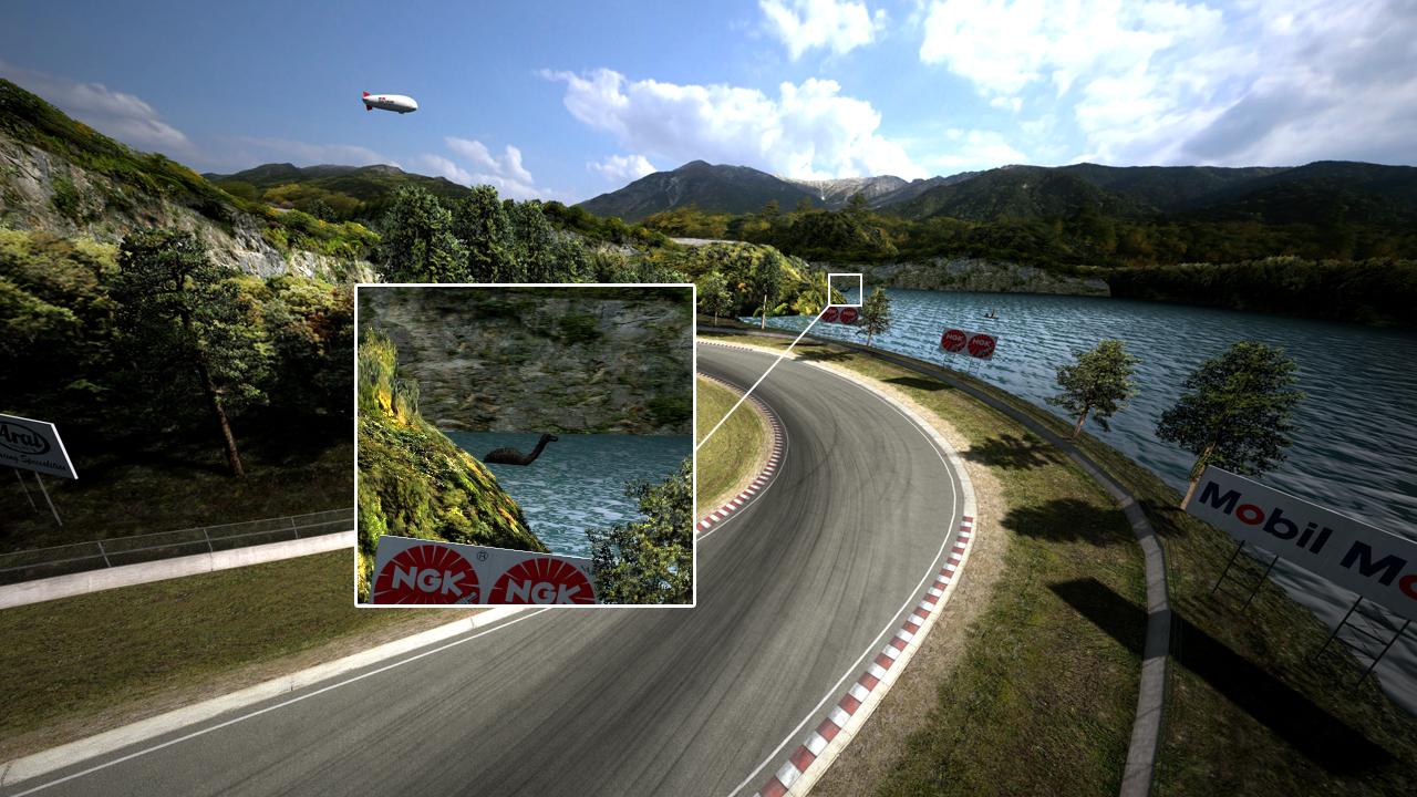GT 5 Loch Ness jeuxvideo.fr