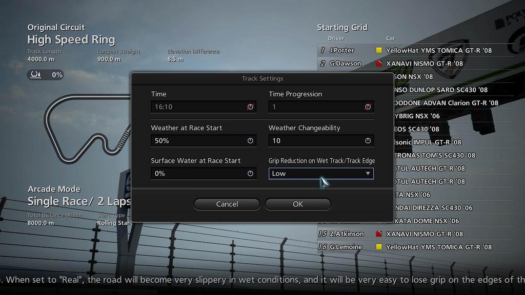 GranTurismo5 PS3 Editeur 417