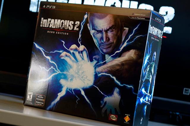 inFAMOUS2 PS3 Div 013