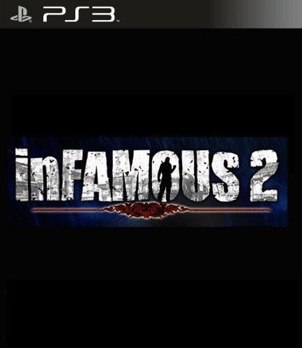 inFAMOUS2 PS3 Jaquette 001