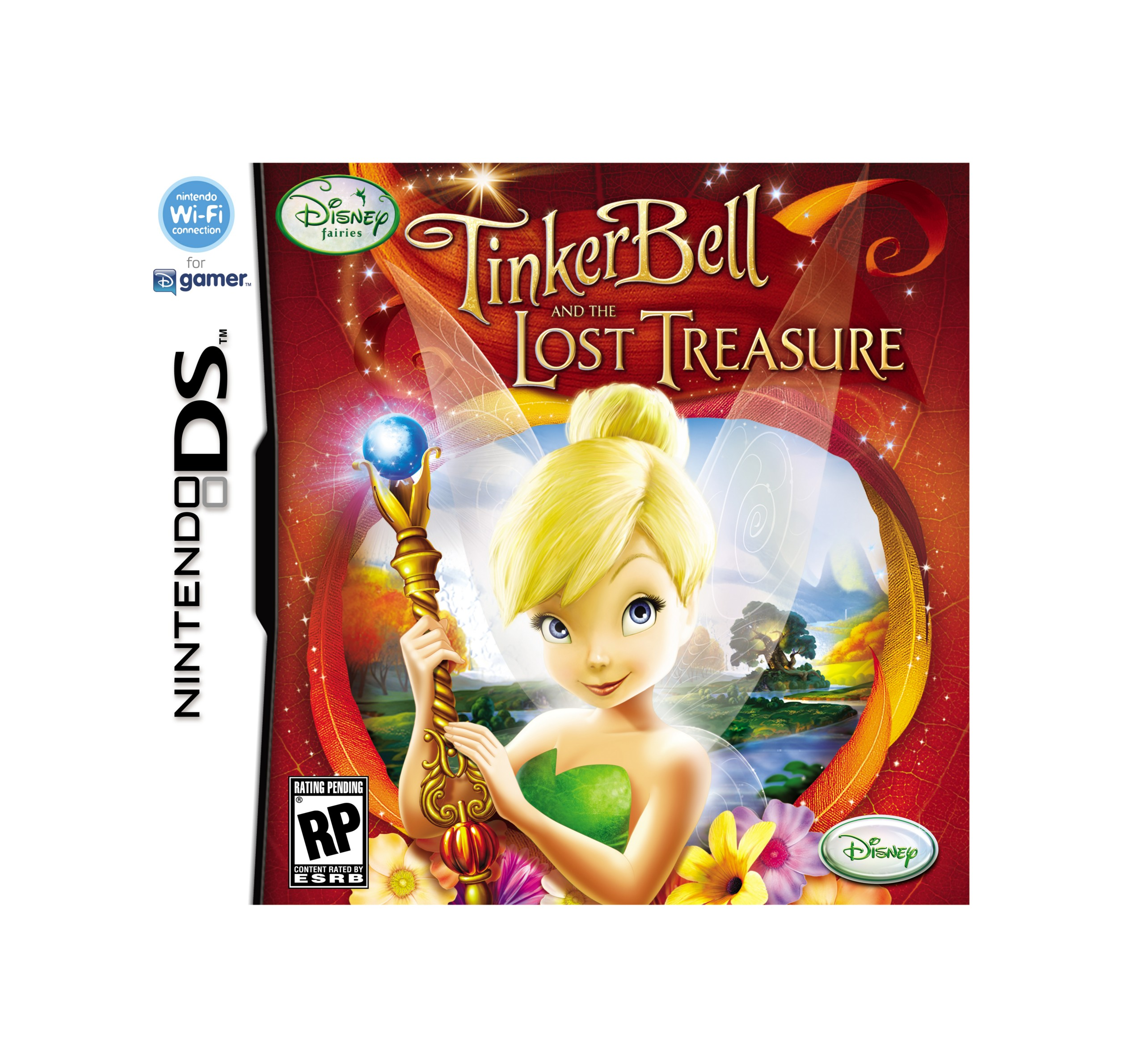 Tinkerbell2 DS jaquette01