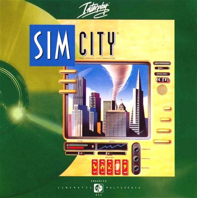 SimCity PC Jaquette001