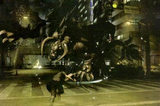 FinalFantasyVersusXIII Scan 004