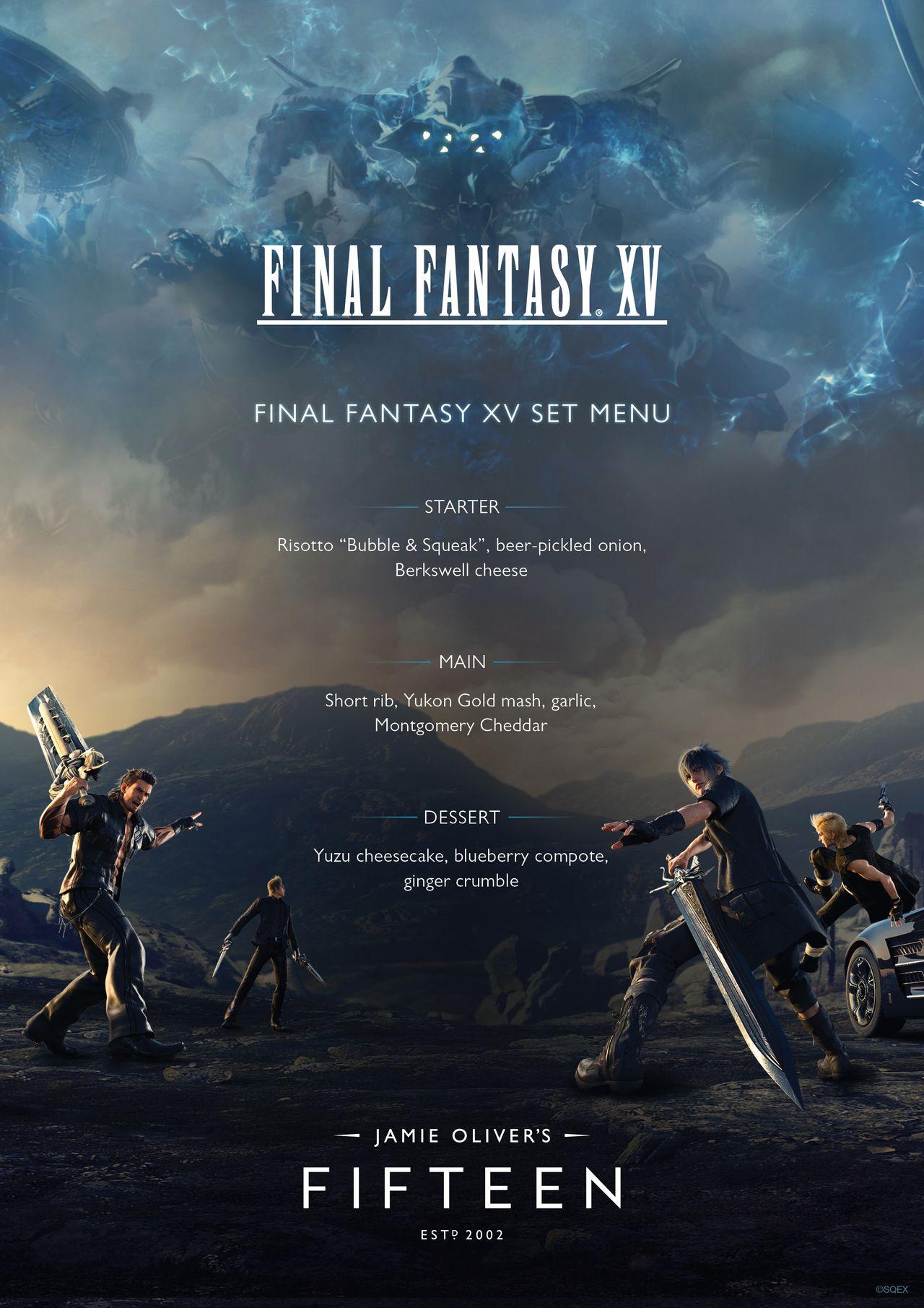 FinalFantasyXV Multi Div 296