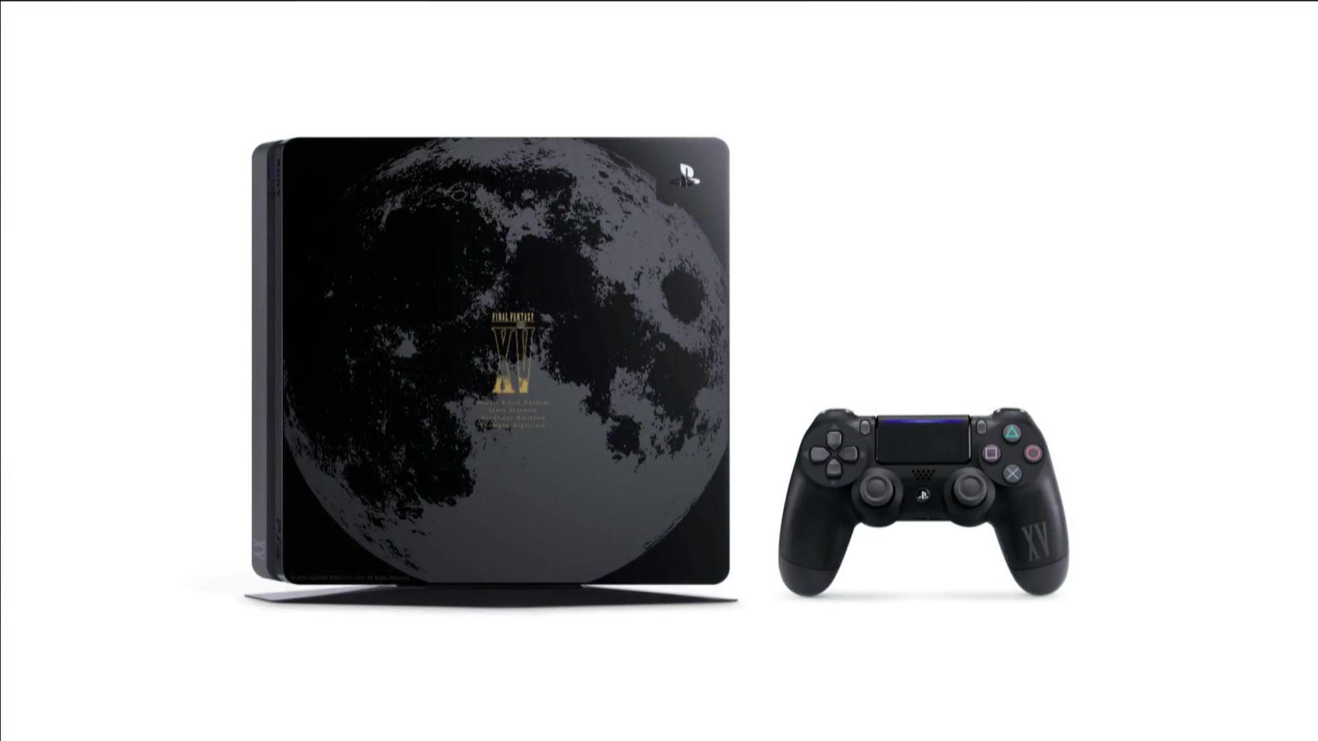FinalFantasyXV PS4 Div 131