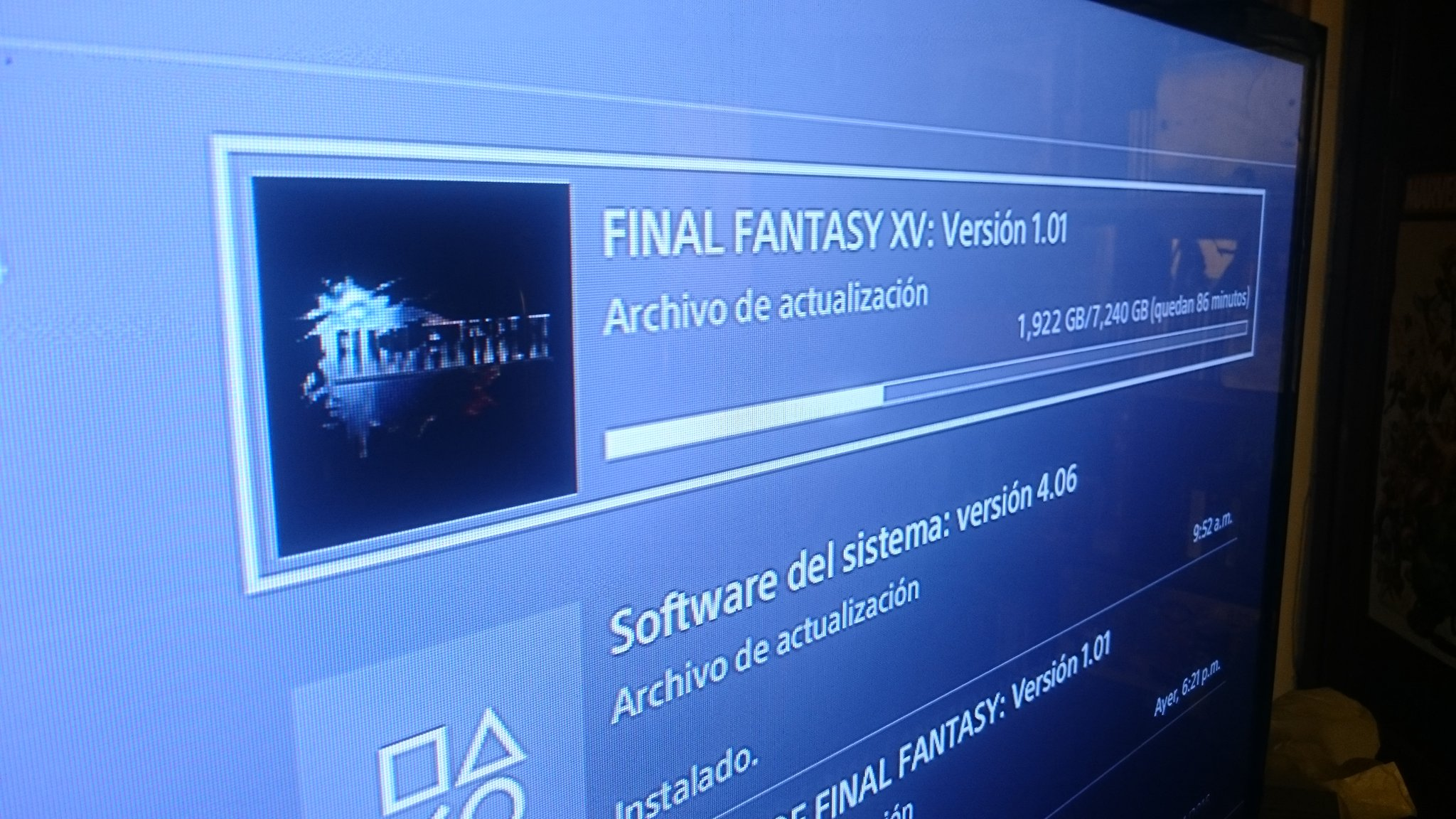FinalFantasyXV PS4 Div 180