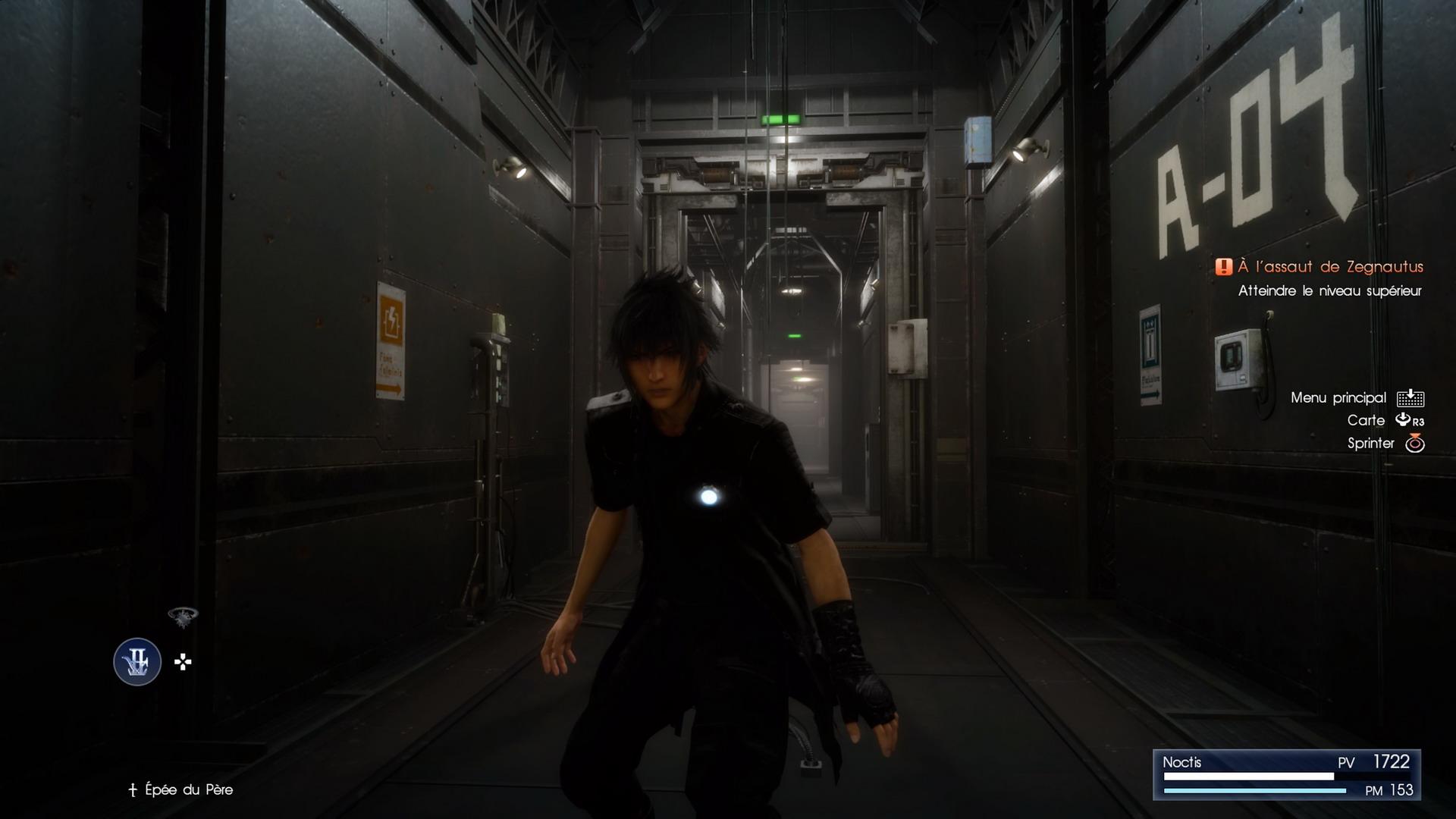 FinalFantasyXV PS4 Test 110