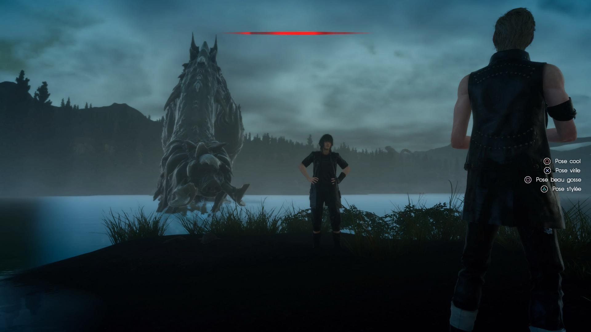 FinalFantasyXV PS4 Test 120