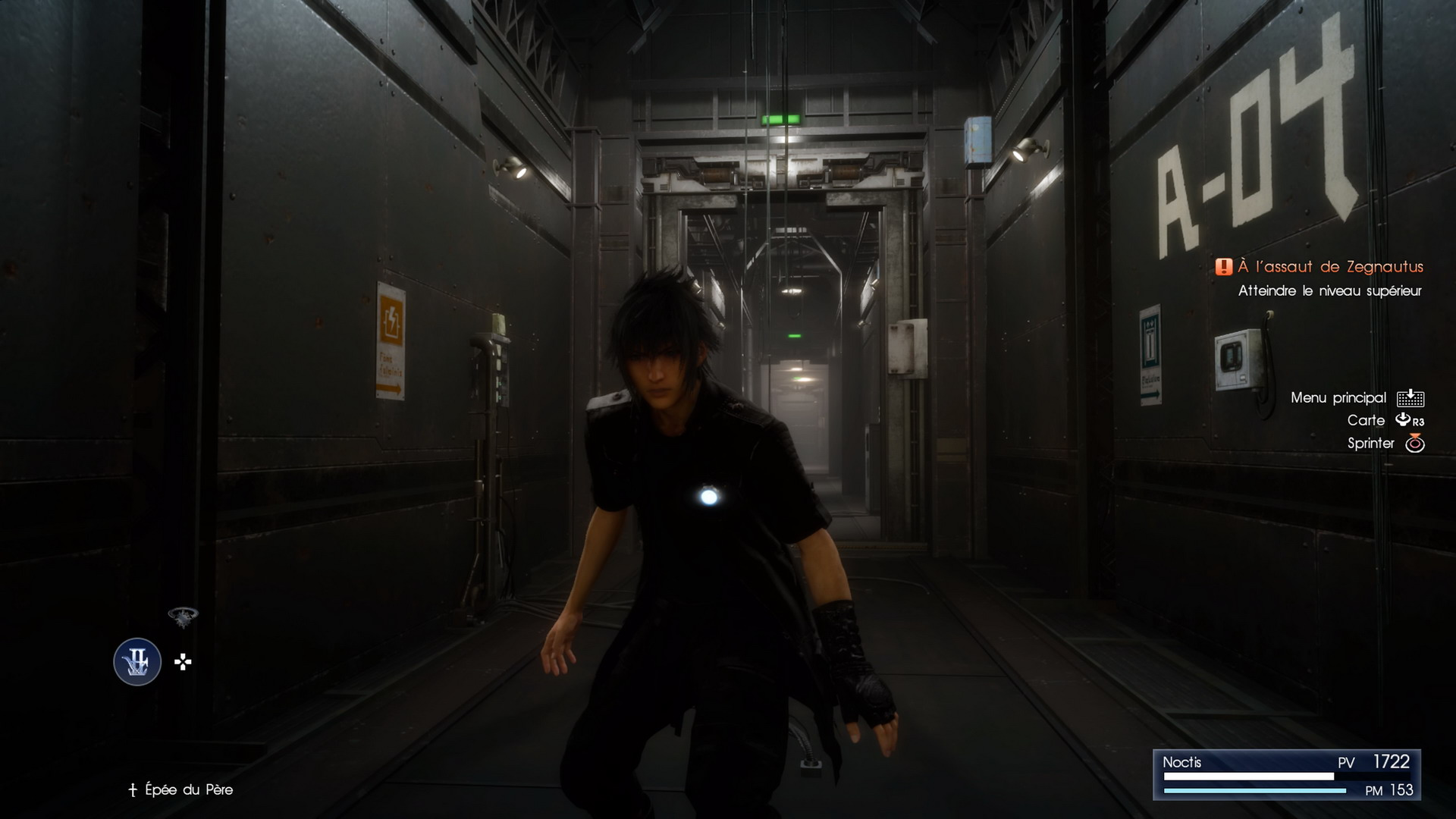 FinalFantasyXV PS4 Test 124