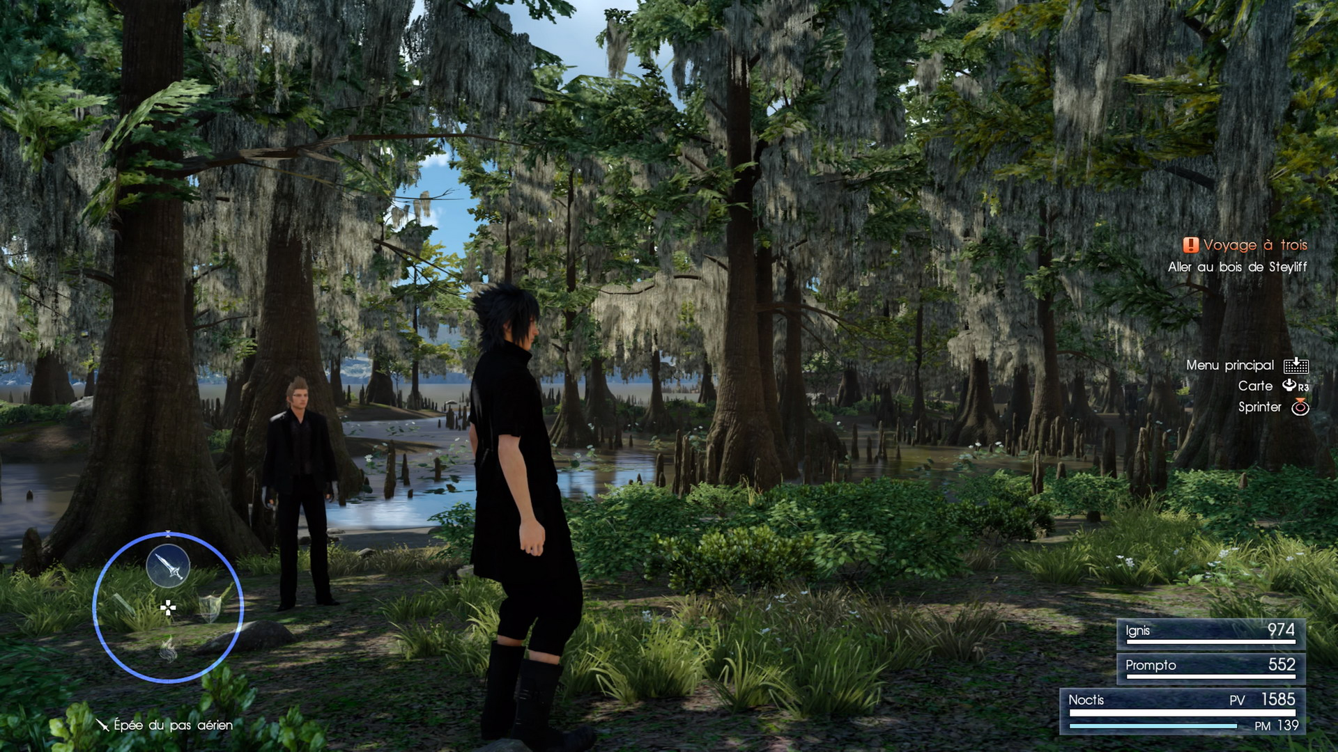 FinalFantasyXV PS4 Test 149