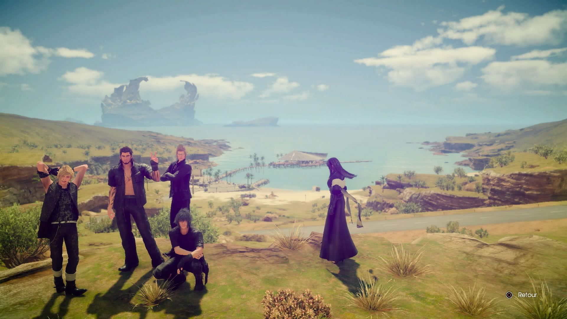 FinalFantasyXV PS4 Test 153
