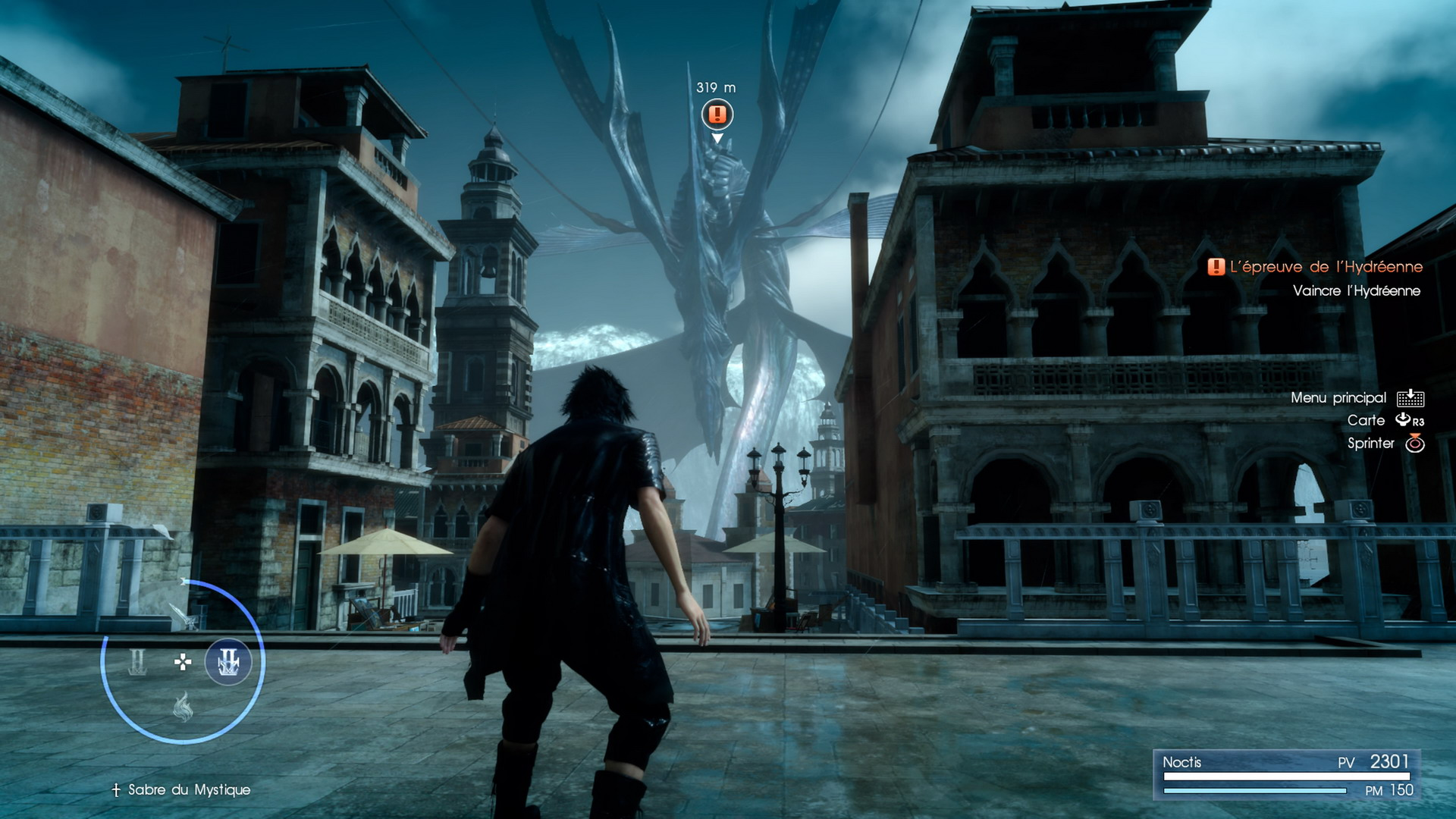 FinalFantasyXV PS4 Test 158