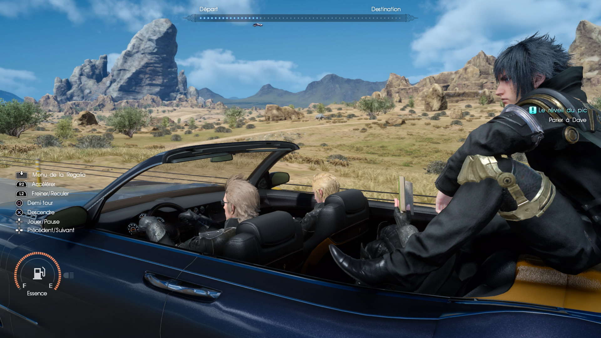 FinalFantasyXV PS4 Test 167