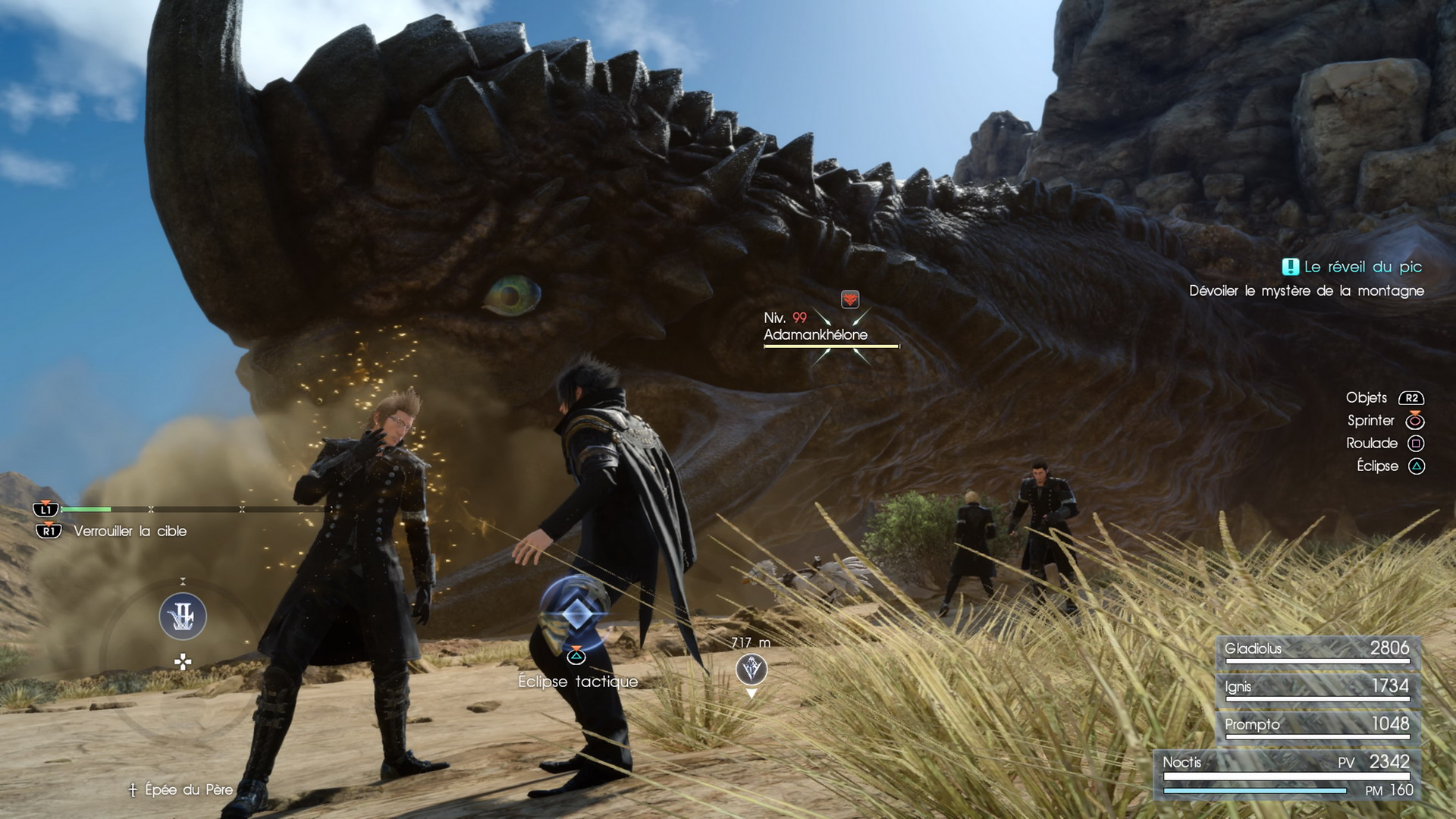 FinalFantasyXV PS4 Test 168