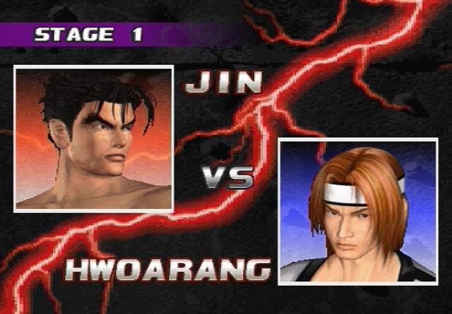 Tekken3 PS Editeur 002