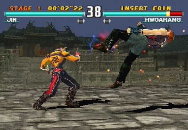 Tekken3 PS Editeur 003