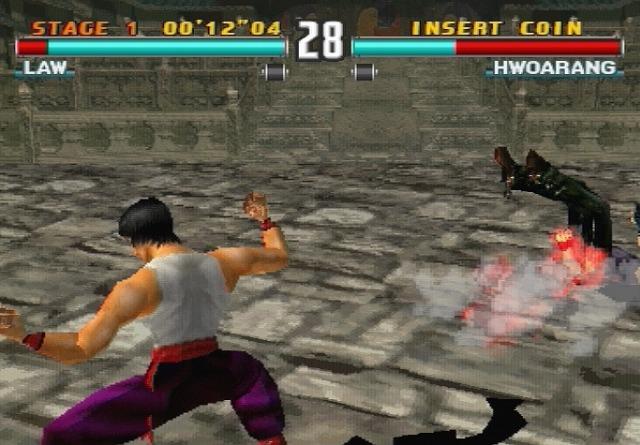 Tekken3 PS Editeur 004